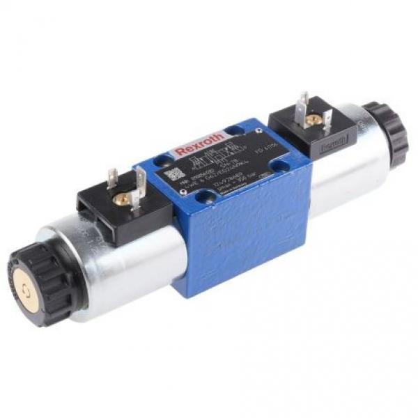 Rexroth 4WE10C3X/OFCG24N9K6 Solenoid directional valve #1 image